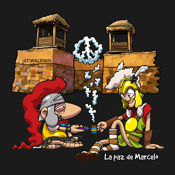 La Paz de Marcelo