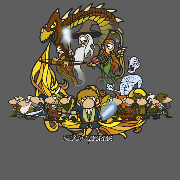 El Hobbit II