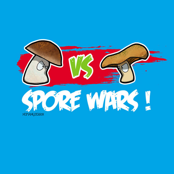 Spore Wars