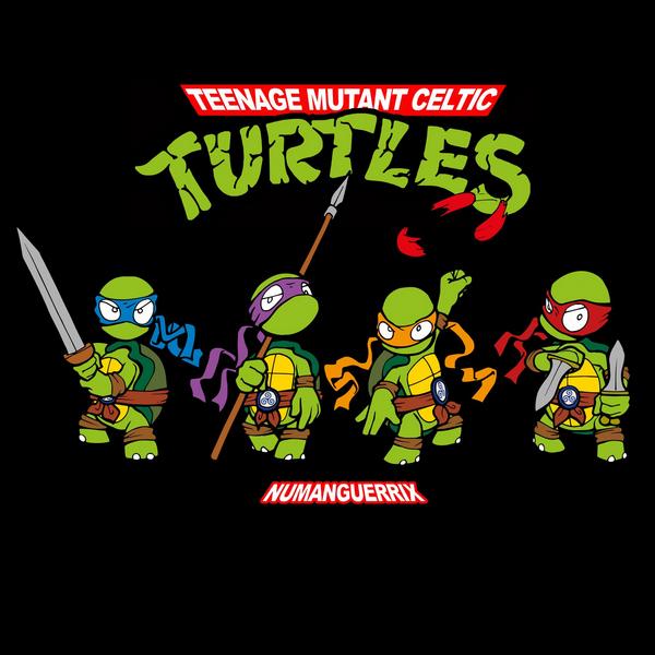 Las Tortugas Celtas