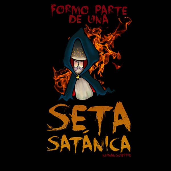 Seta satánica