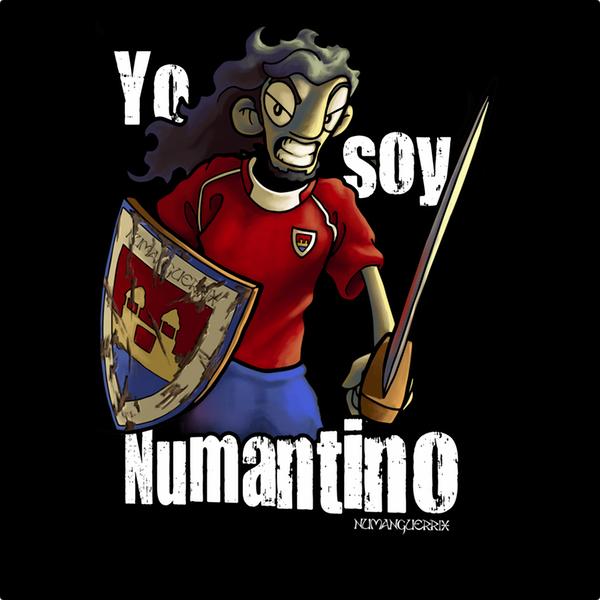 Yo soy Numantino