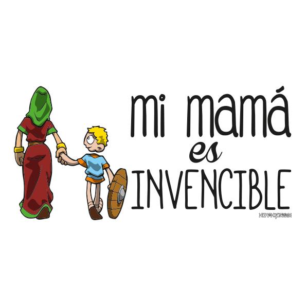 Mi mamá es invencible