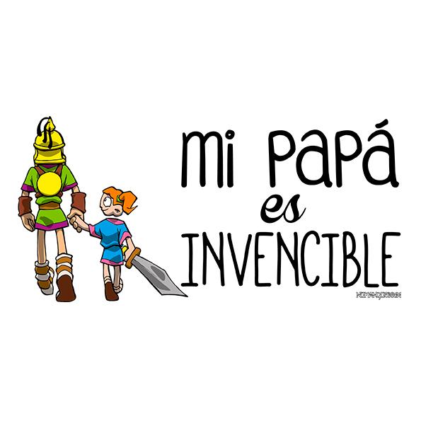 Mi papá es invencible