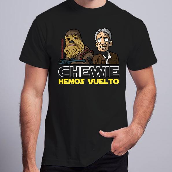 Chewie hemos vuelto