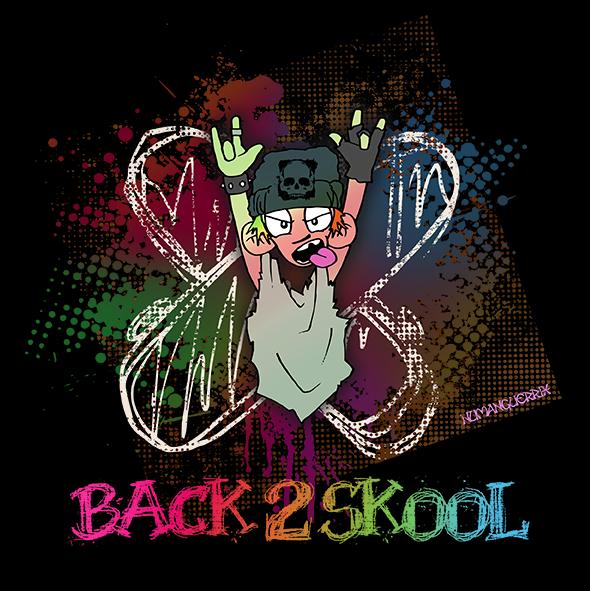 Back 2 Skool chico