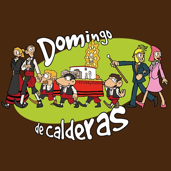 Domingo de Calderas