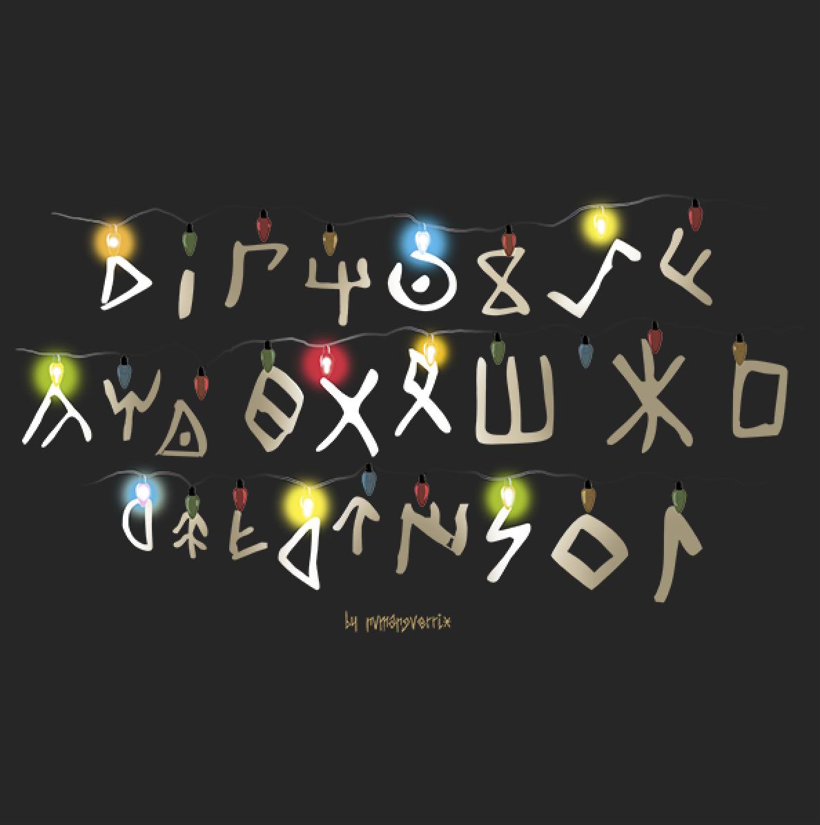 Stranger Fonts