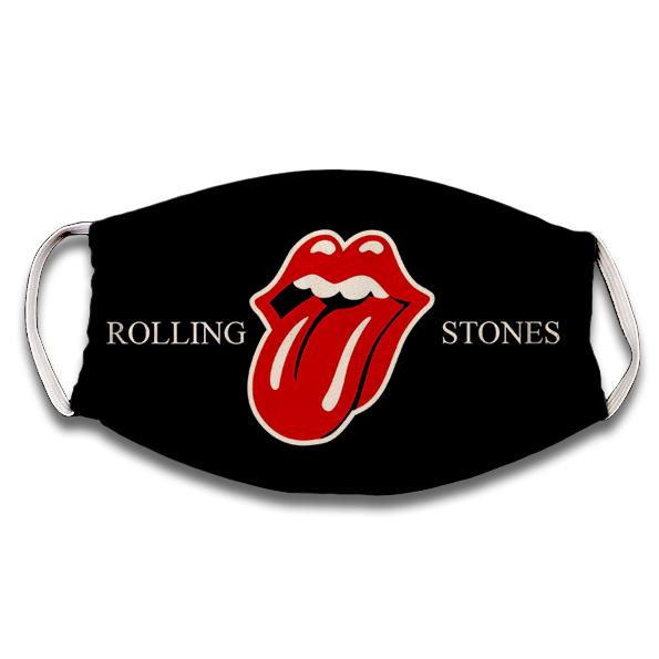 Mascarilla Rolling Stones