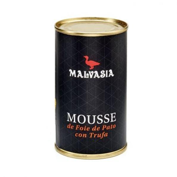 Mousse Foie de Pato con trufa