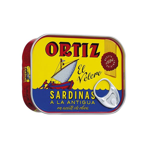 """Sardinas """"A la antigua"""""""