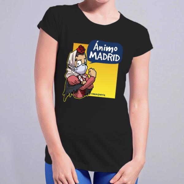 Ánimo Madrid