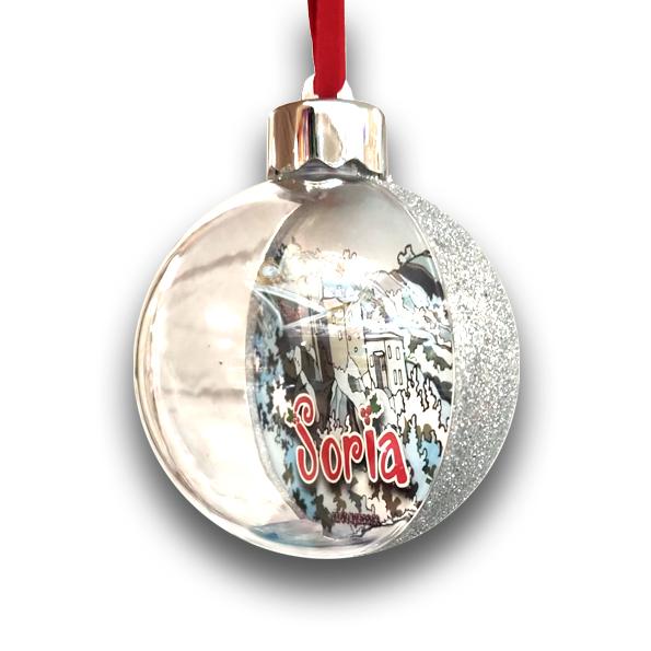 Bola Navidad Soria
