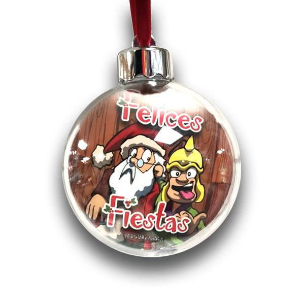 Bola Navidad Papá Noel