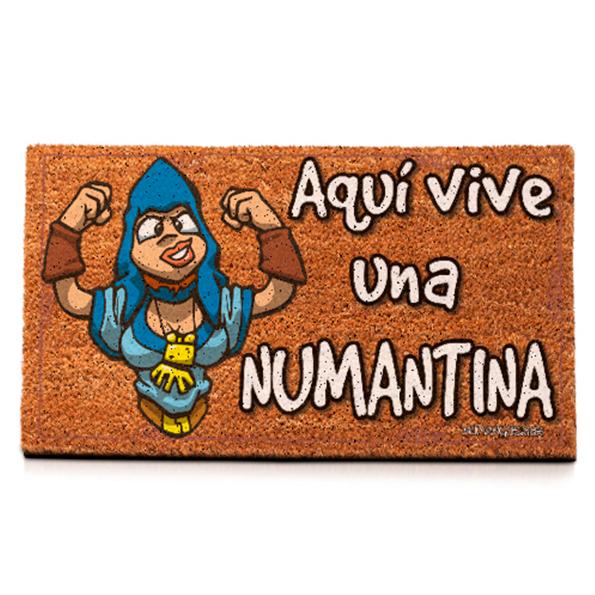 Felpudo Numantina