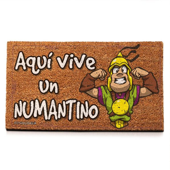 Felpudo Numantino