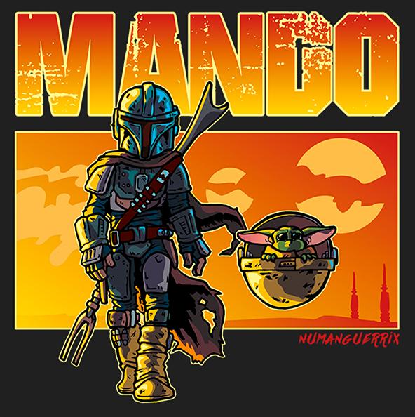 El Mandaloriano