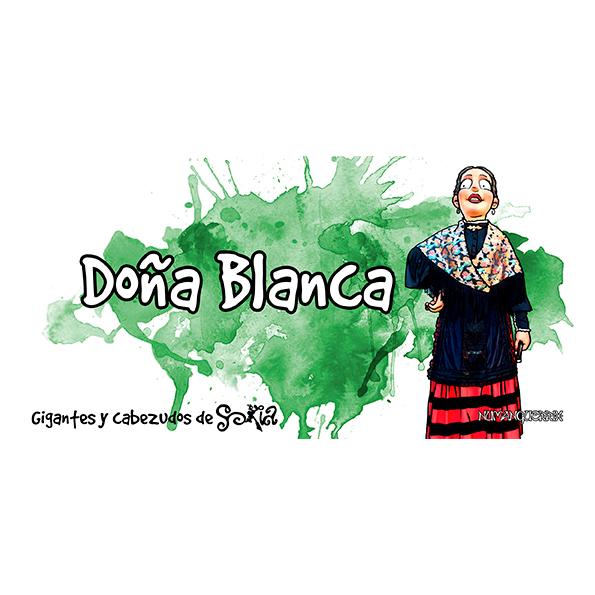 Taza Doña Blanca