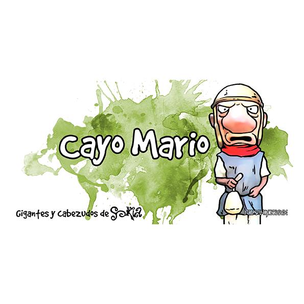 Taza Cayo Mario