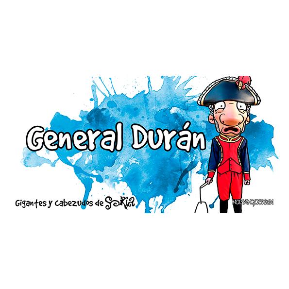 Taza General Durán