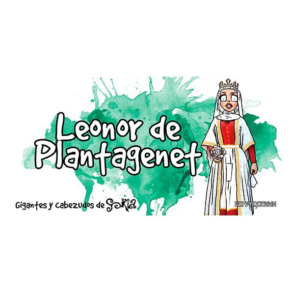Taza Leonor de Plantagenet