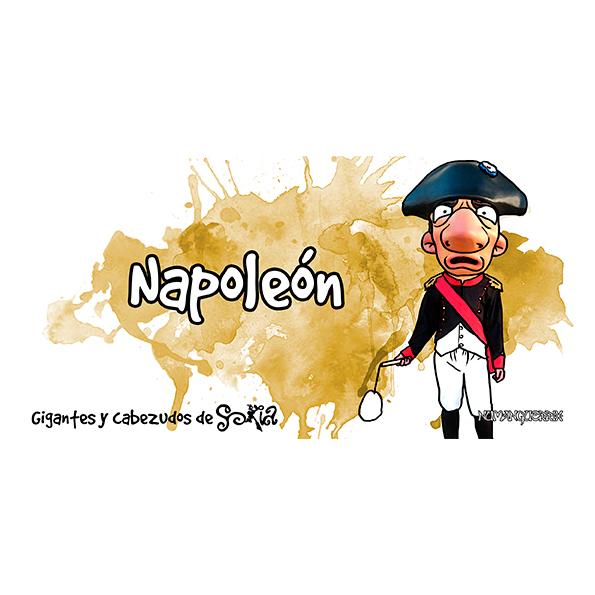 Taza Napoleón