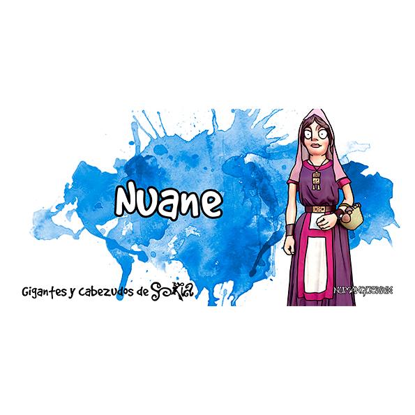 Taza Nuane