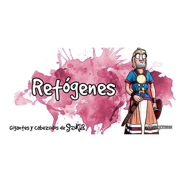Taza Retógenes