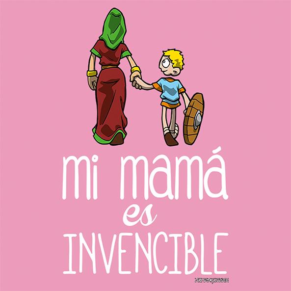 Mamá es invencible